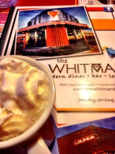 Whitman Diner Coffee