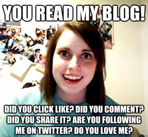 blogging meme