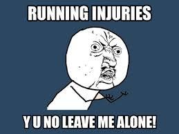 runner meme injured