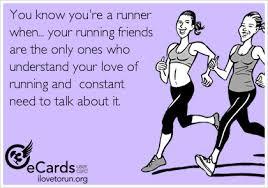 running friends meme