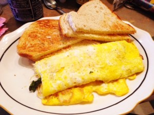 James Browns Place Omelet