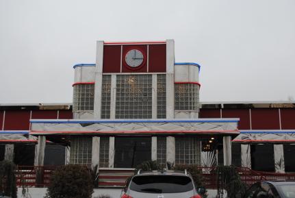 town diner