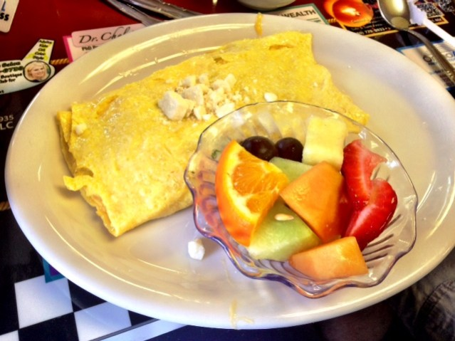 Hanger Cafe Omelet