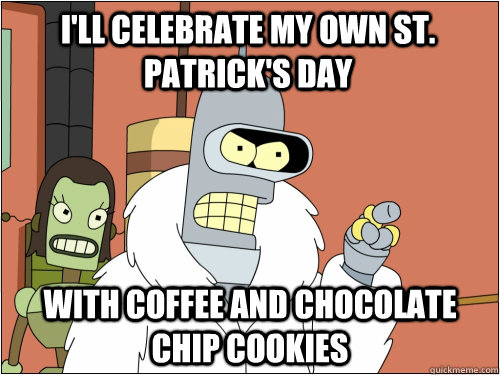 st patricks day meme