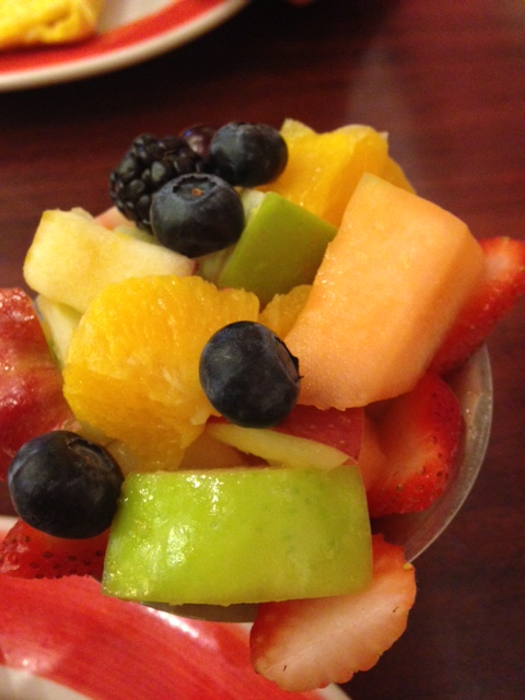 Amys Omelet House Fruit Cup
