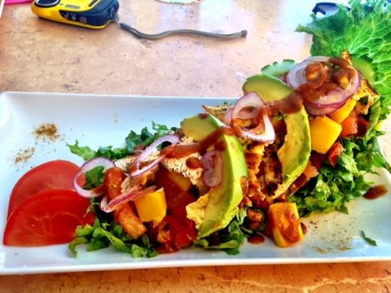 Carribean Salad