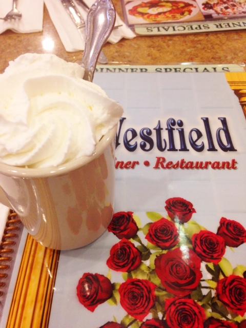 Westfield Diner coffee (1)