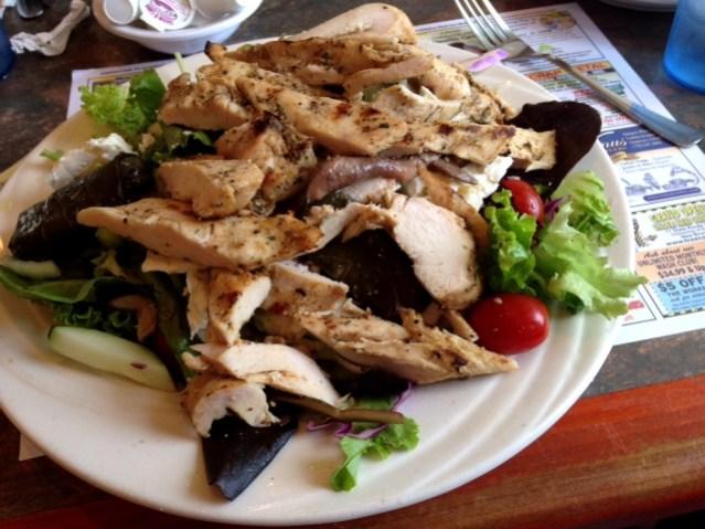 Omega Diner Salad