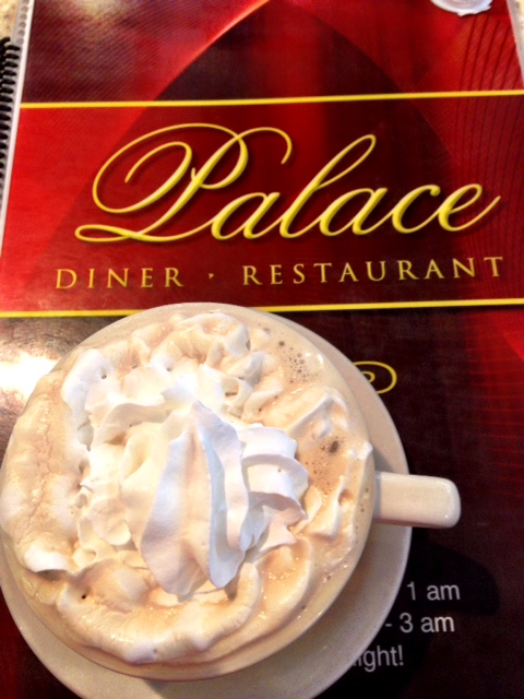 Palace Coffee Whipped Cream