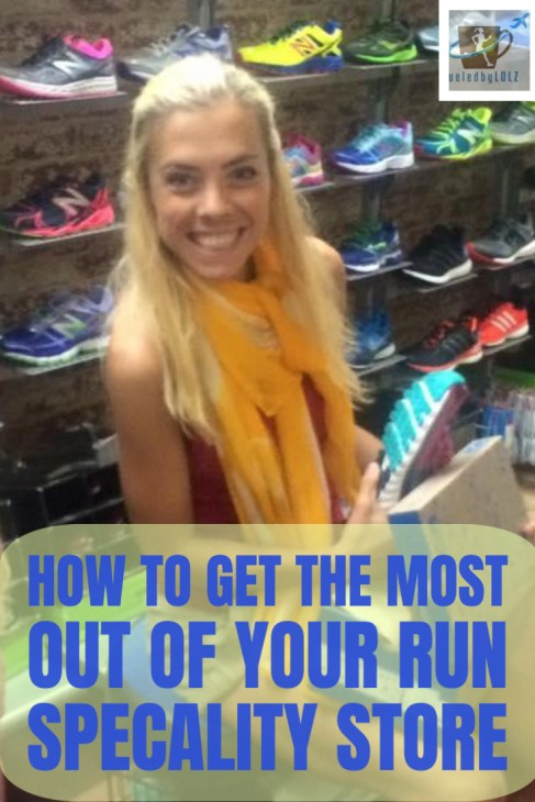How to Get the Most When Shopping at a Running Specialty Store