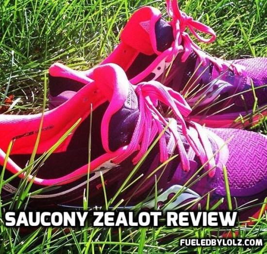 Saucony Zealot Review