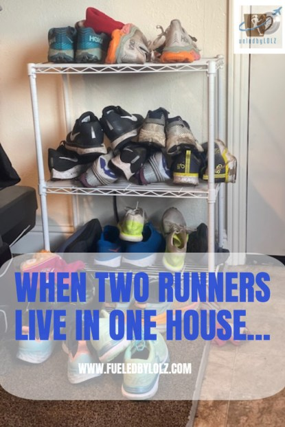 When Two Runners Live in One House