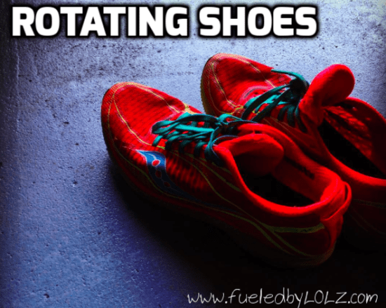 Rotating Shoes