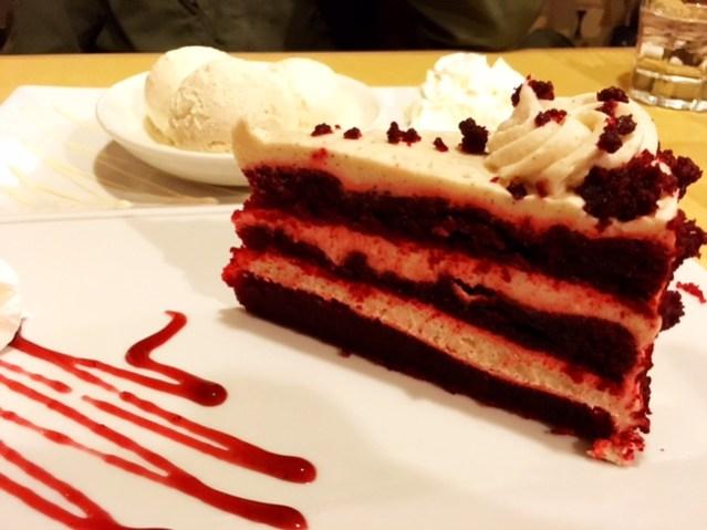 Vincentown Red Velvet cake