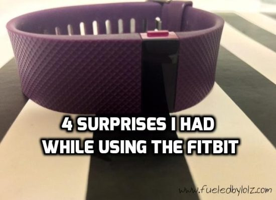 Fitbit Charge with Heart Rate