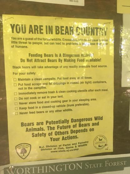 bear county