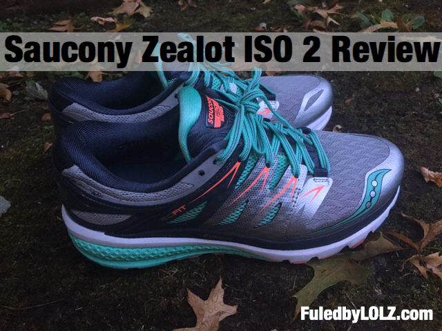 Saucony Zealot ISO 2 Shoe Review