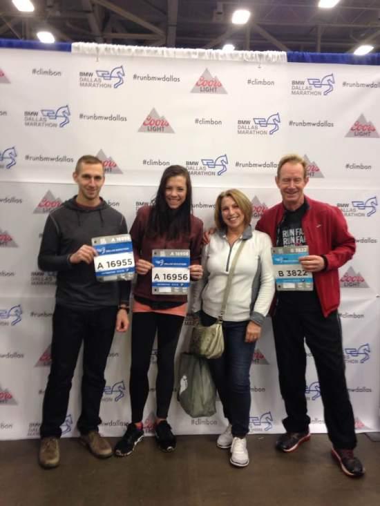 bmw dallas half marathon
