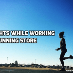 Thoughts While Working at a Running Store
