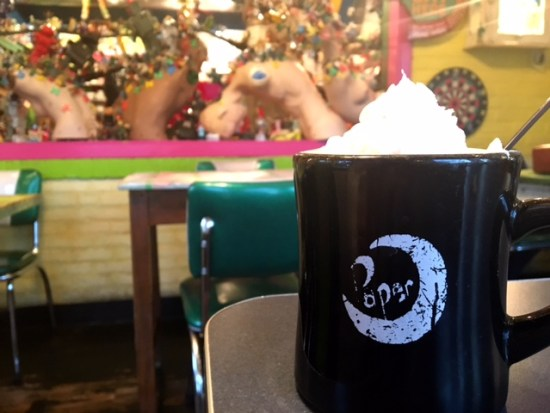 Papermoon diner baltimore