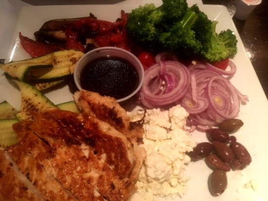 The Coach House Diner and Restaurant North Bergen Salad