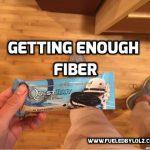 Getting Enough Fiber