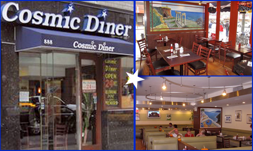 cosmic diner NYC