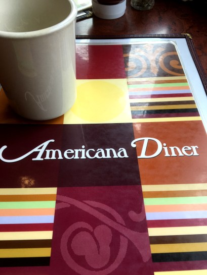 Americana Diner West Orange Coffee