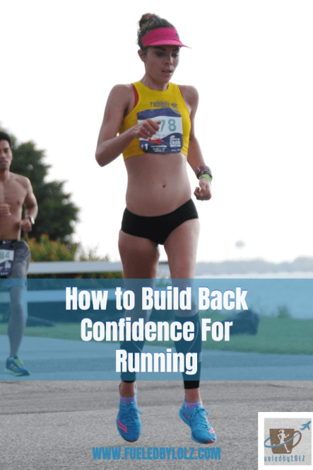 How to Build Back Confidence For Running