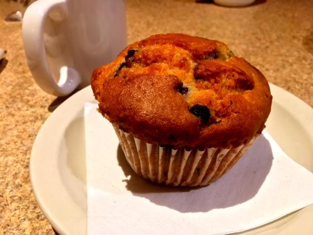 thunderbird cafe mount carmel junction utah muffin