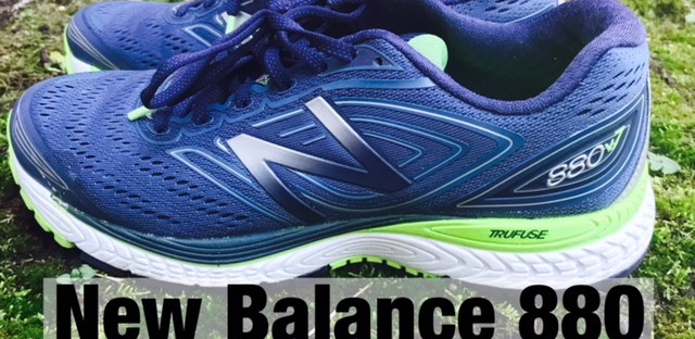 New Balance 880v7 shoe review