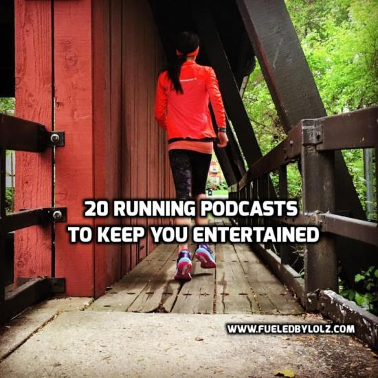 20 Running Podcasts to Keep You Entertained