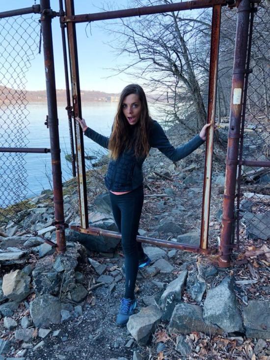 hiking the palisades park nj