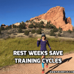 Rest Weeks Save Training Cycles