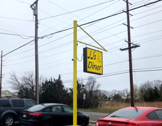 JJ's Diner pleasentville nj
