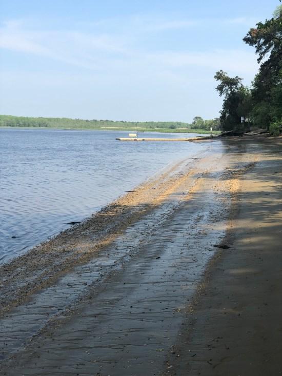 maurice river bluffs nj