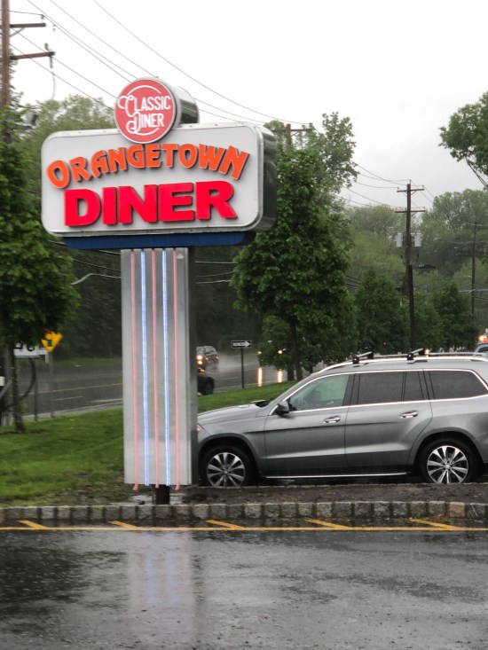 Orangetown Classic Diner NY