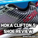 Hoka Clifton 5 Shoe Review