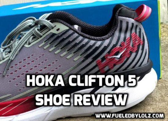 Hoka one one clifton 5 shoe review