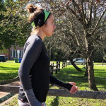 Training: 800s and a Half Marathon
