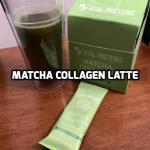 Matcha Collagen Latte