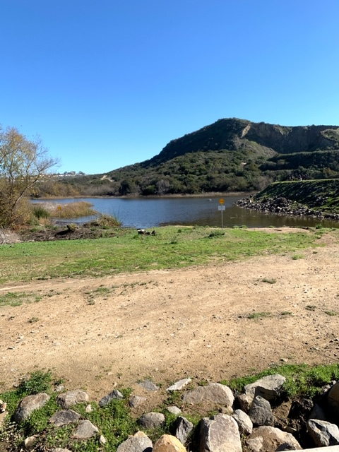 Hiking Lake Calavera Carlsbad California