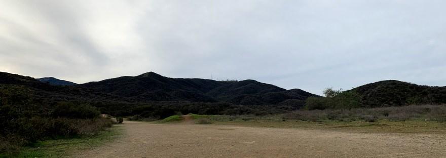 Hiking Los Robles Trail CA