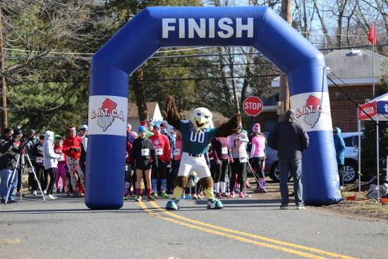 Cupids Chase 5k moorestown