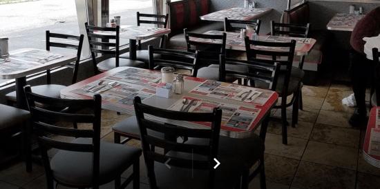 Liberty Diner Clayton NJ