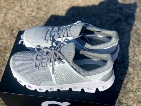On cloudswift shoe review