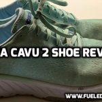 Hoka One One Cavu 2 Shoe Review
