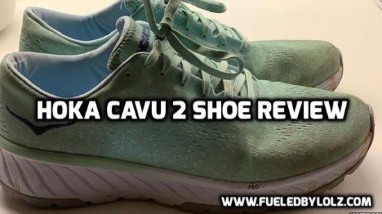 Hoka cavu 2 shoe review