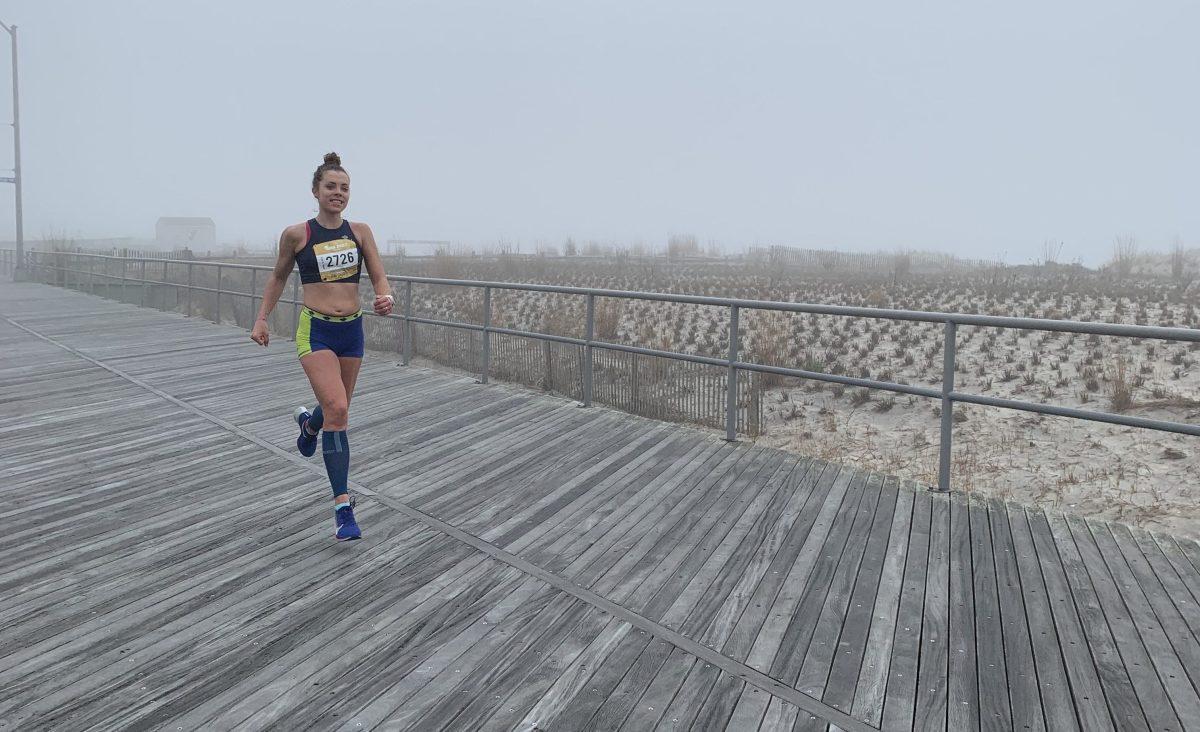 April Fools Half Marathon (1:30.30)