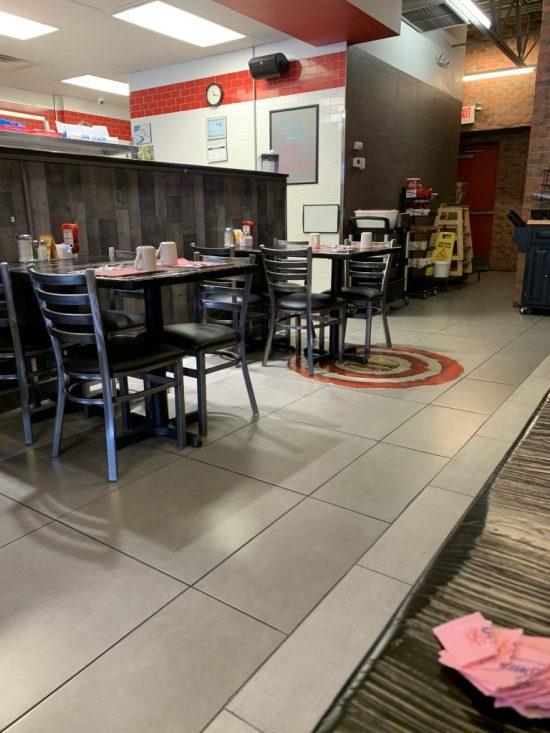 Rt 70 Diner Lakewood